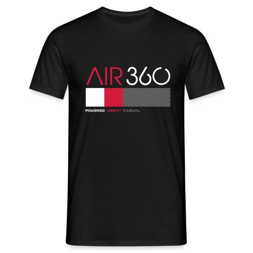 Air360black - Camiseta hombre