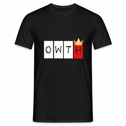 NEDS OWTH RANGE - Men's T-Shirt