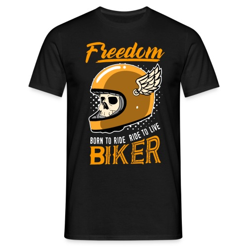 freedom willys workshop - T-shirt Homme
