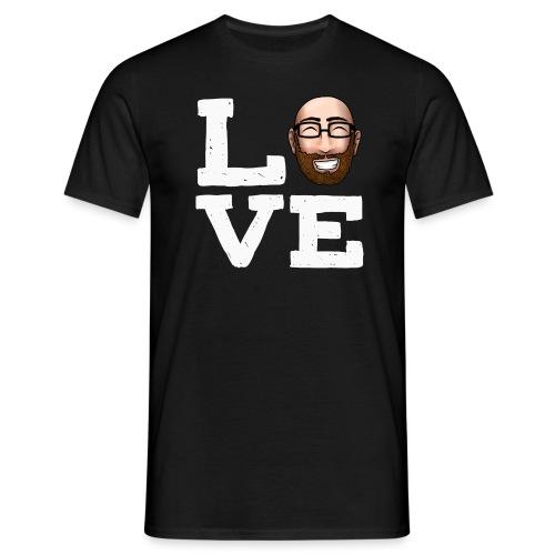 Mossi LOVE - Männer T-Shirt