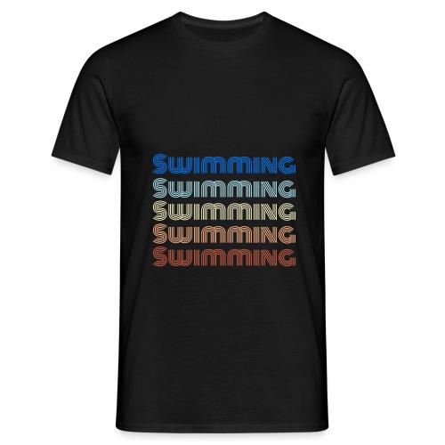 Swimming - Maglietta da uomo