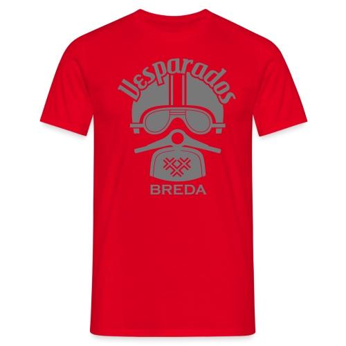 Vesparados breda - Mannen T-shirt