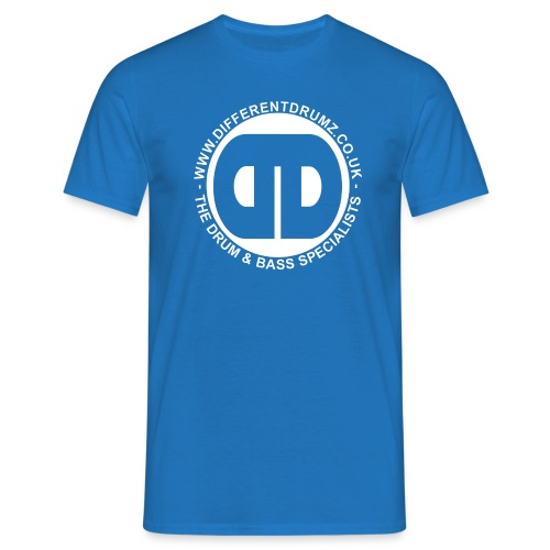 full logo white - Men's T-Shirt