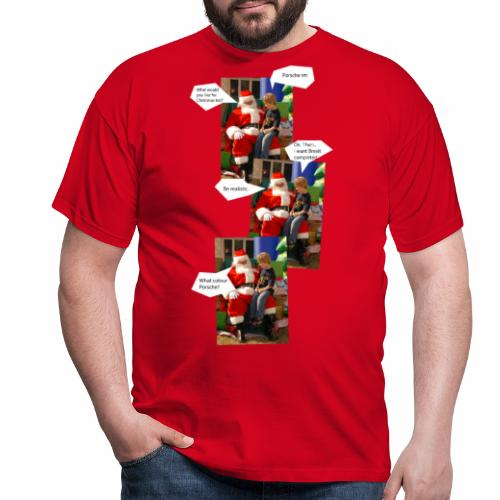 Brexit jokes - Men's T-Shirt