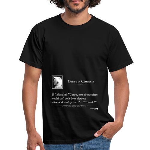 1,06 Dante Vuolsi Cosi Bianco - Maglietta da uomo