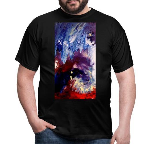 Ocean Vibes - Mannen T-shirt