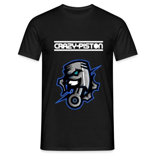 crazy piston - Camiseta hombre