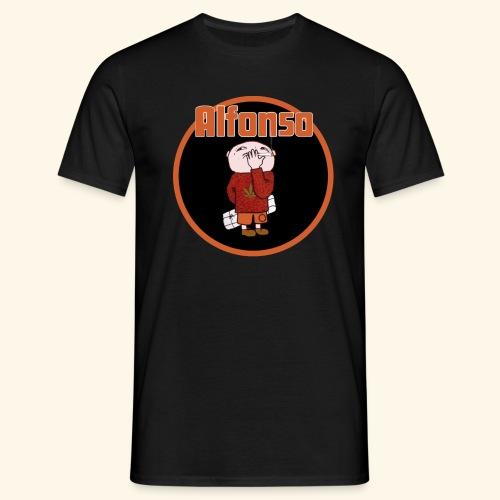 Alfonso - T-shirt herr