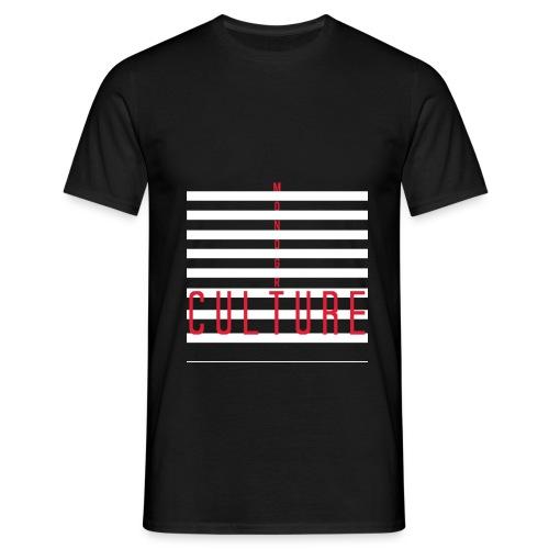 Felpa Zip Uomo Righe - Maglietta da uomo
