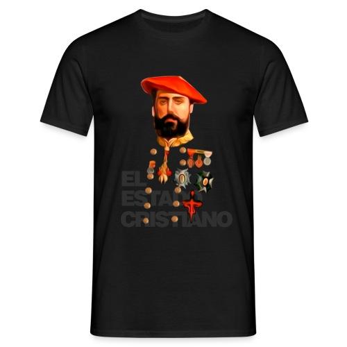 Carlos de Borbón y Austria-Este - Camiseta hombre