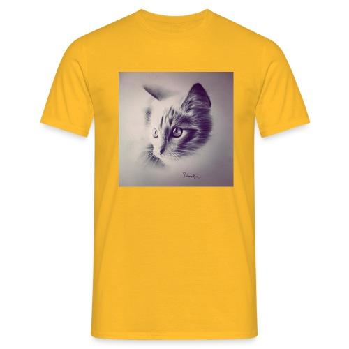 Cat T-shirt - T-shirt Homme