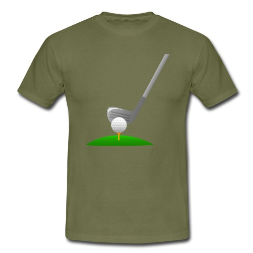 Golf Ball PNG - Camiseta hombre