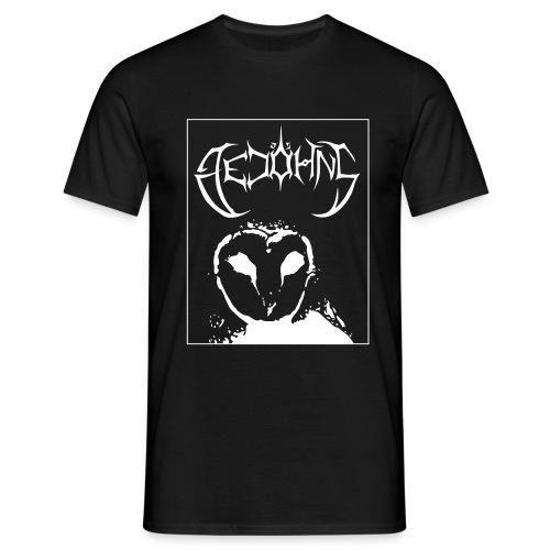 Gedöhns Schriftzug - Männer T-Shirt