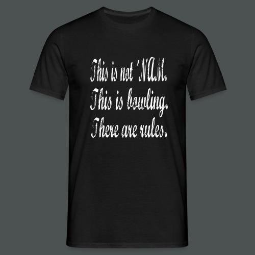 Saying 1 - Männer T-Shirt