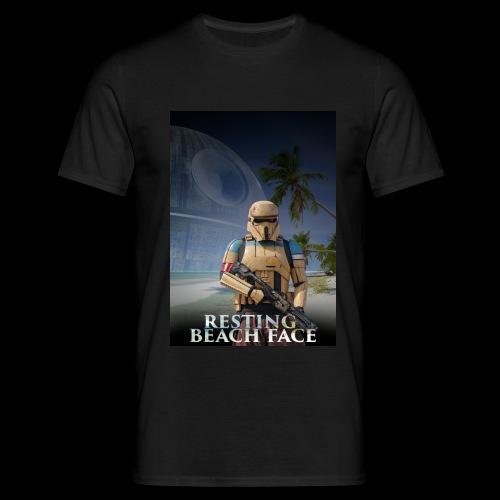 Eve Trooper - Männer T-Shirt
