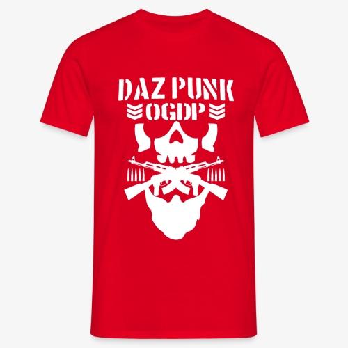 Daz Punk - Men's T-Shirt