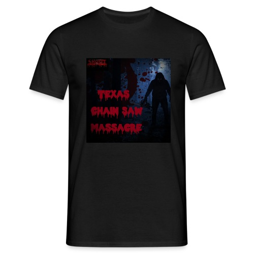 S.H.O.U.T - Texas Chain Saw Massacre Single Cover - Miesten t-paita