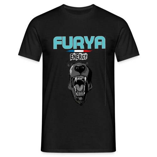 Furya Ours 2021 - T-shirt Homme