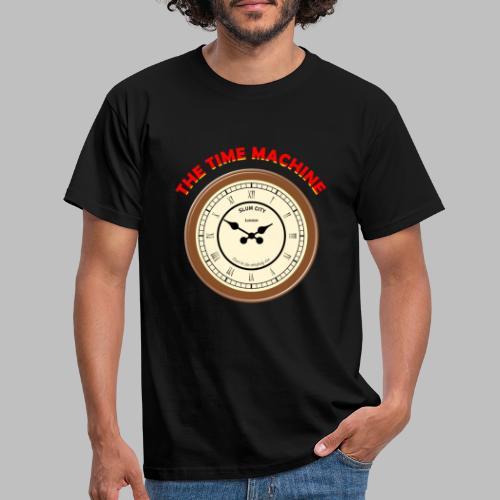 Time Machine - Men's T-Shirt