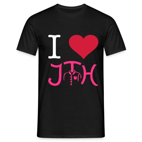 I Love JTH - Männer T-Shirt