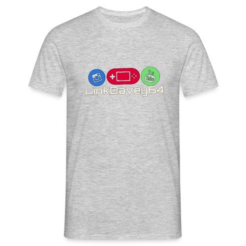 LinkDavey64 - Mannen T-shirt