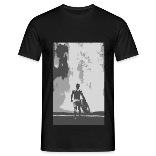 WATERFALLSHIRT - Maglietta da uomo