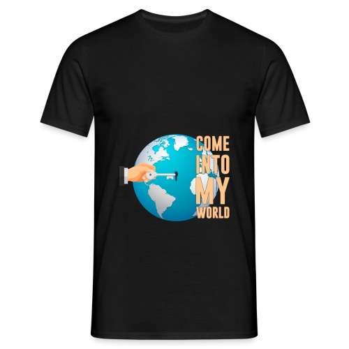 Caro cloth design - Men's T-Shirt