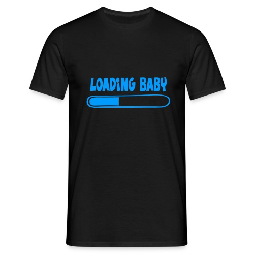 Loading baby - bleu - T-shirt Homme
