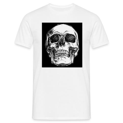 teschio51 - Maglietta da uomo