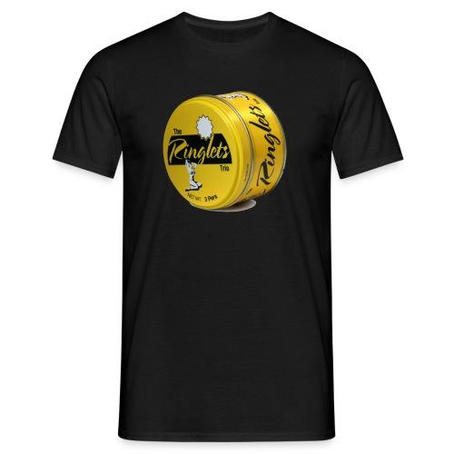 Ringlets Logo Girlie Shirt - Männer T-Shirt
