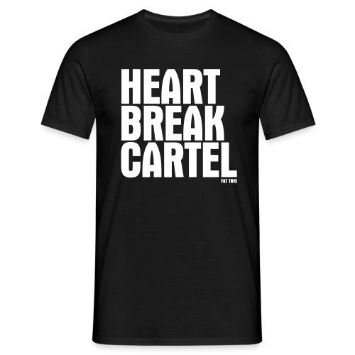 HEARTBREAK CARTEL - Männer T-Shirt
