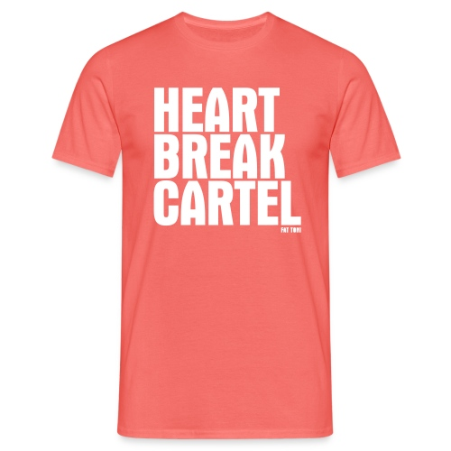HEARTBREAK CARTEL - Männer T-Shirt