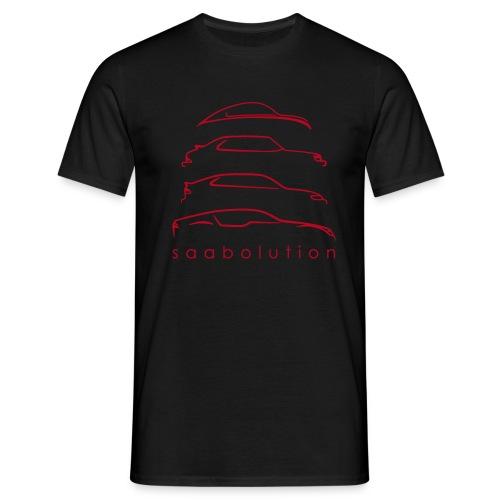 saabolution - Men's T-Shirt