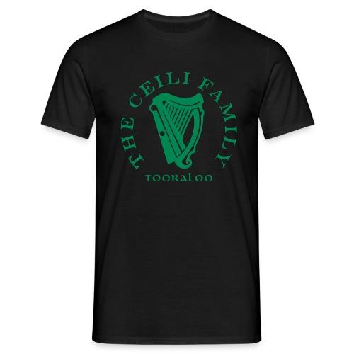 ceili tooraloo 03 - Männer T-Shirt