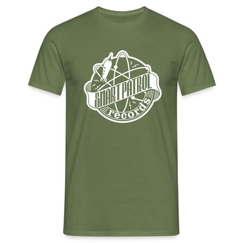 Smart Patrol Logo - Men's T-Shirt