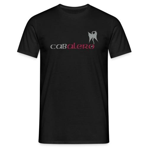 druckvorlage plott corel cabalero5 - Männer T-Shirt