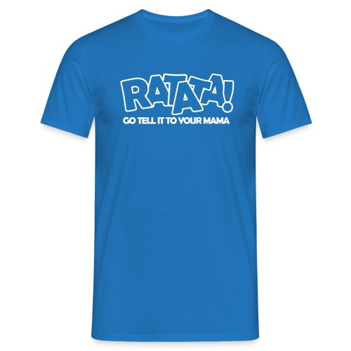 RATATA outline - Männer T-Shirt