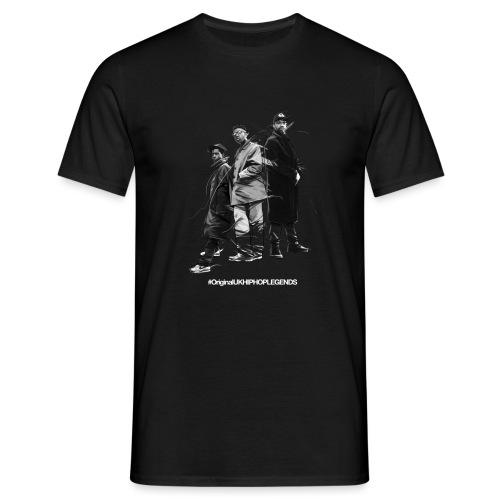 3 KNIGHTS (STANDING OVATION) - Men's T-Shirt
