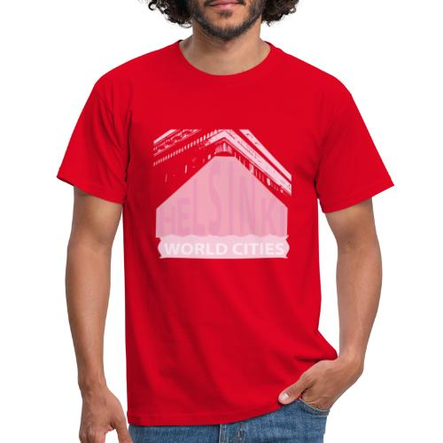 Helsinki light pink - Men's T-Shirt