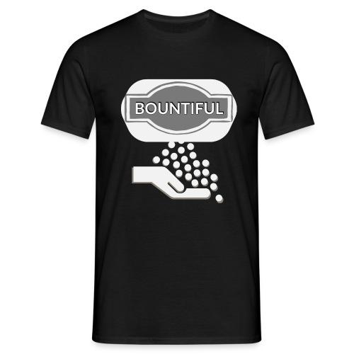 Bontiul gray white - Men's T-Shirt