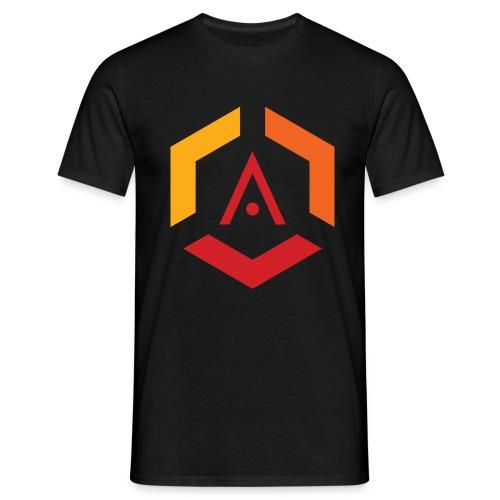 Maglietta Mario Anti-Pro Semplice - Maglietta da uomo