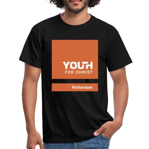 Logo drukwerk - Mannen T-shirt