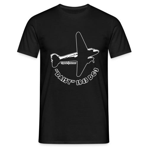 Daisy Flyover 2 - T-shirt herr