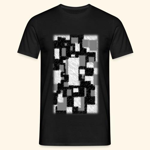 Muster 2 - Männer T-Shirt