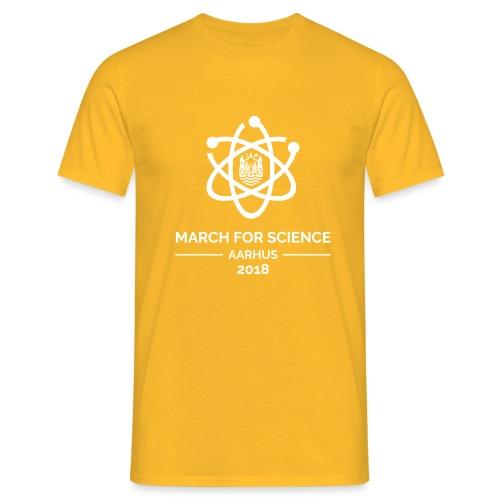 March for Science Aarhus 2018 - Men's T-Shirt