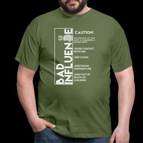 Bad Influence - Camiseta hombre