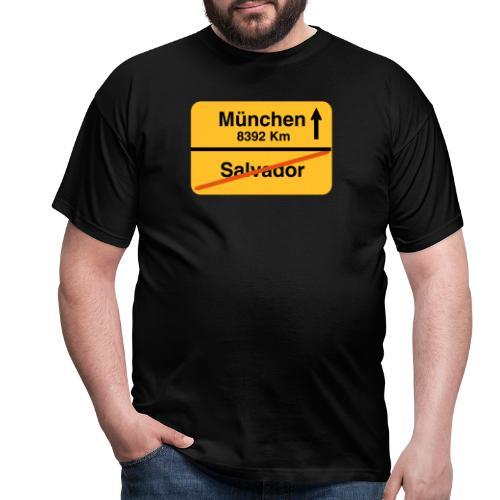 Salvador Muenchen - Männer T-Shirt