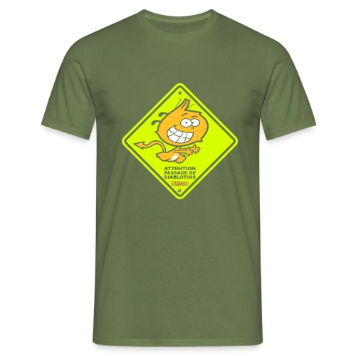 nelson panneau 3 - T-shirt Homme