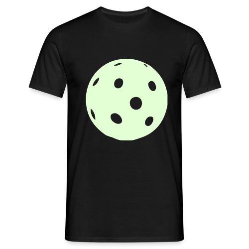 ball gefuellt - Männer T-Shirt