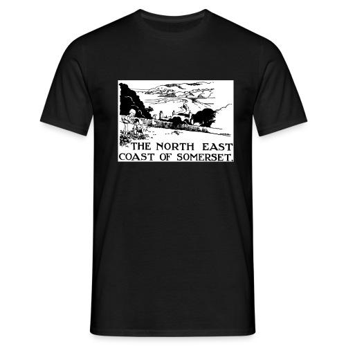 somersetnecoast - Men's T-Shirt